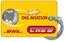 DHL Aviation Logo Landscape