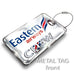 Eastern Aiways Logo White