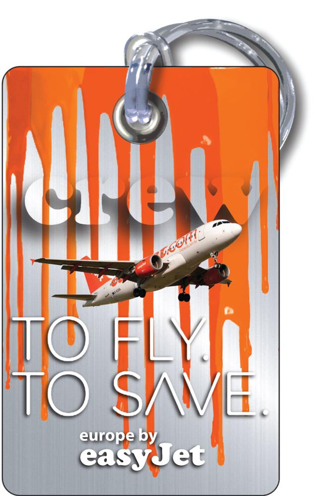 Easyjet Portrait To Fly To Save