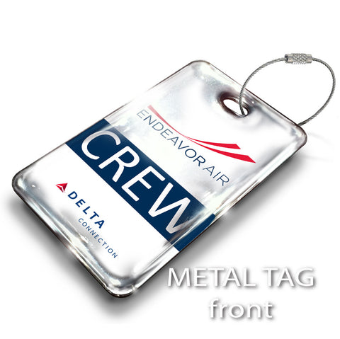 Endeavor Air LOGO - Delta Connection Portrait