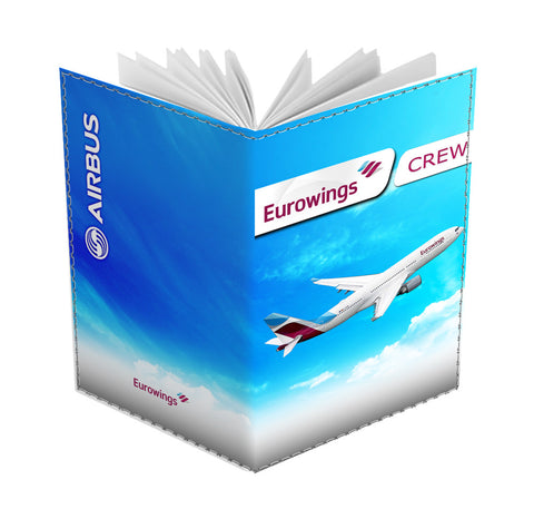 Eurowings A330 CREW - Passport Cover