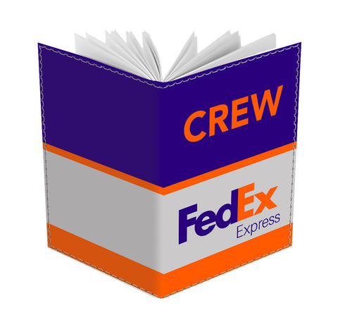 Fedex Logo-Passport Cover