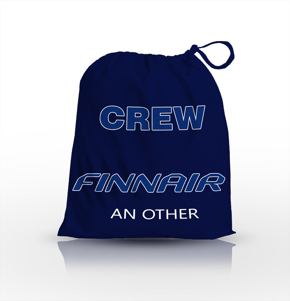 FinnairCrew - Personalised Shoe Bag