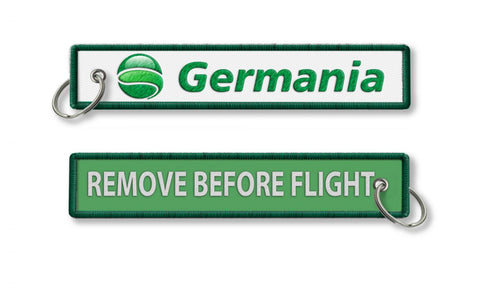 Germania-Remove Before Flight