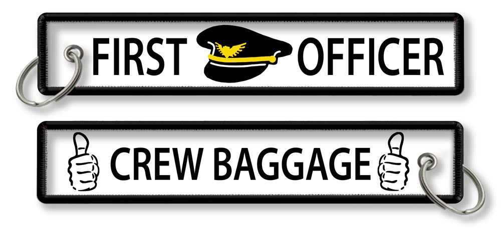 First Officer-Crew Baggage