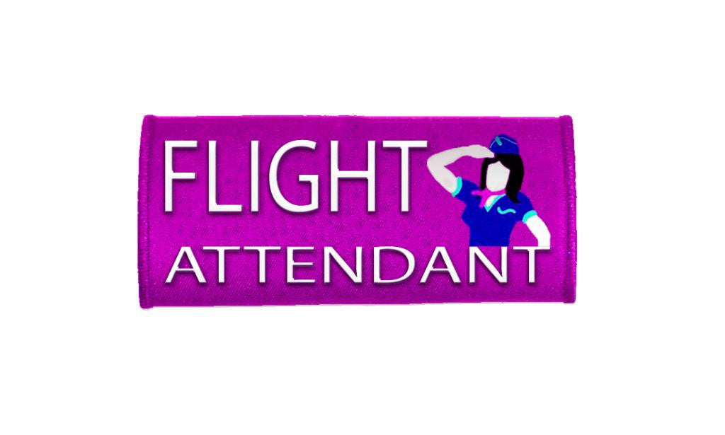 Flight Attendant- Luggage Handles Wraps