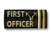 First Officer 2 Bars Handle Wraps