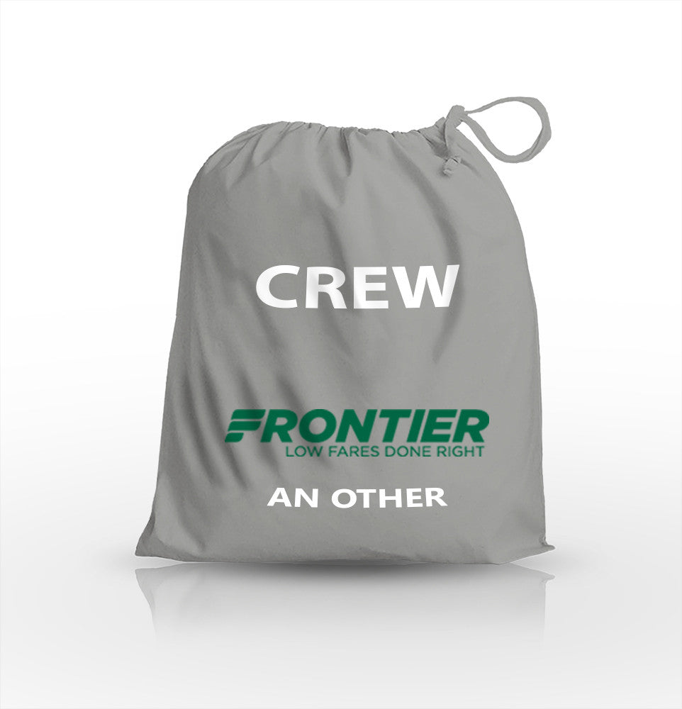Frontier Crew-Personalised Shoe Bag