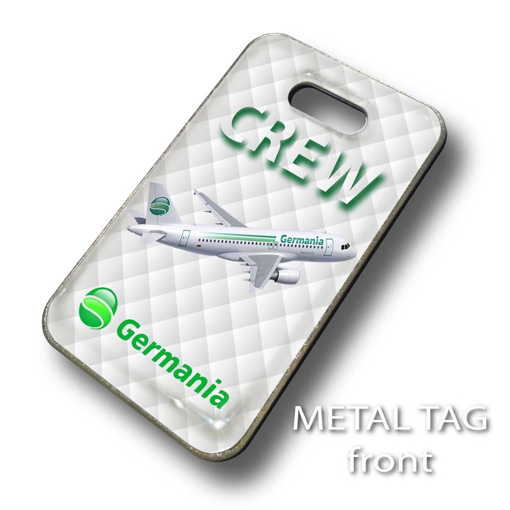 Germania A319-Portrait