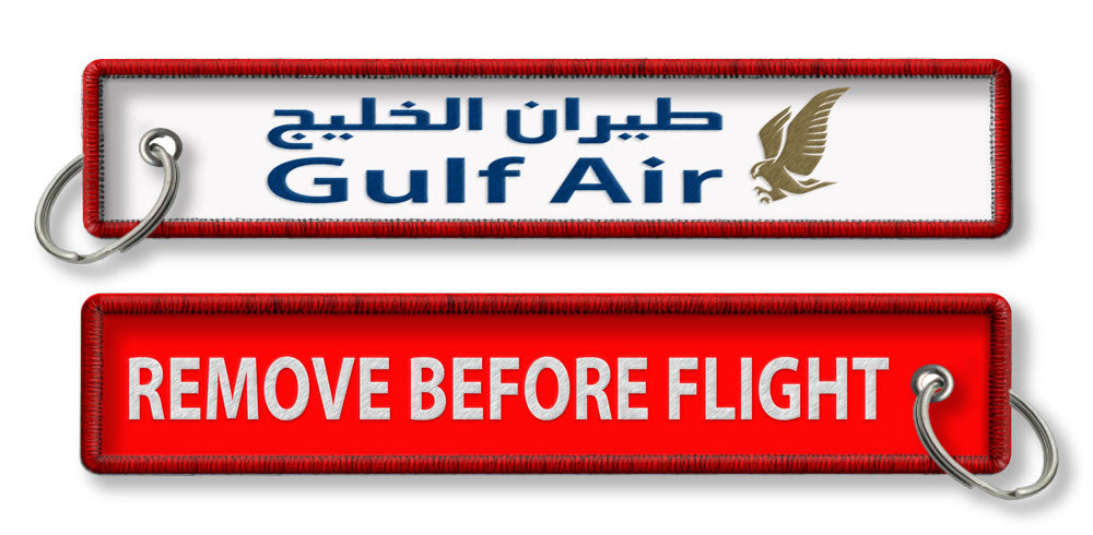 Gulf Air-Remove Before Flight