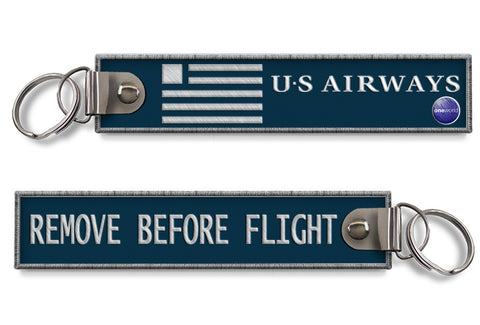 US Airways-Remove Before Flight