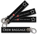 Turkish Airlines-Crew Baggage Keychain