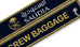 Saudia Airlines-Crew Baggage Tag