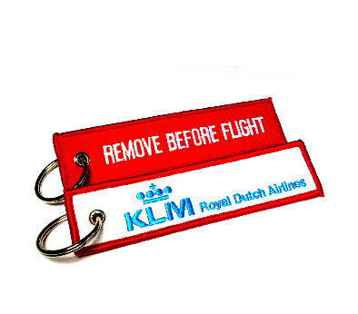KLM-Remove Before Flight
