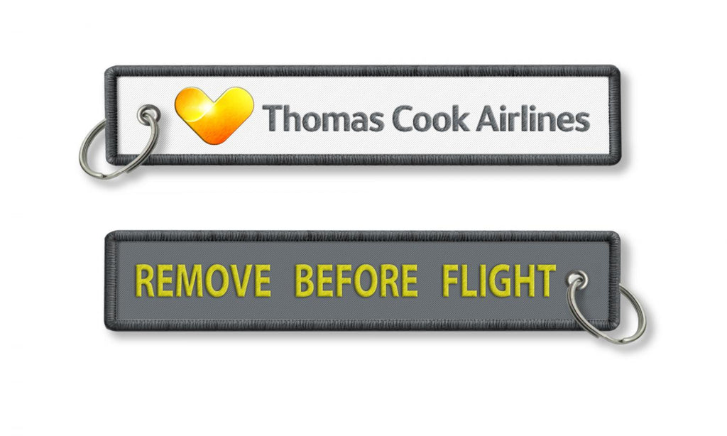 Thomas Cook-Remove Before Flight