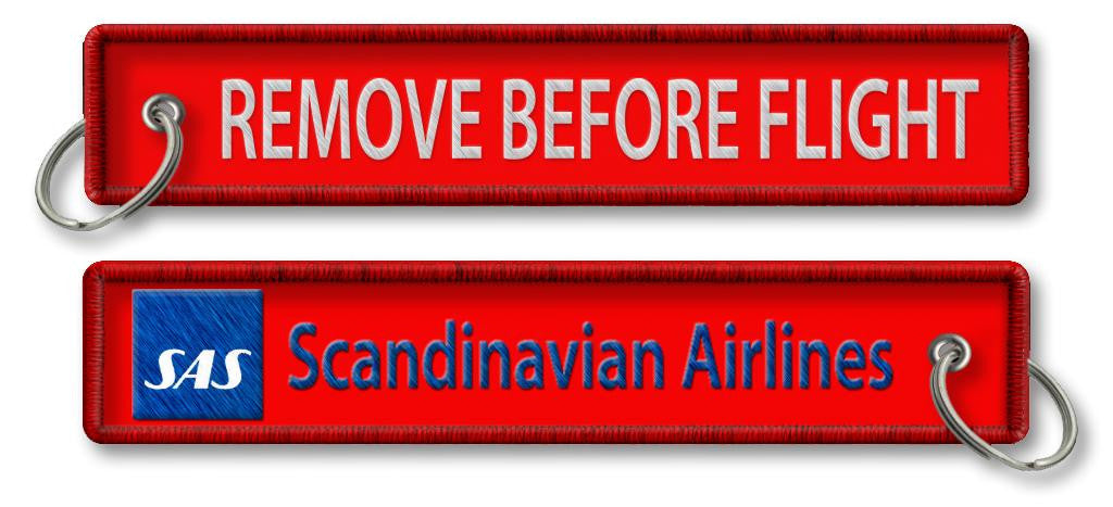SAS-Remove Before Flight