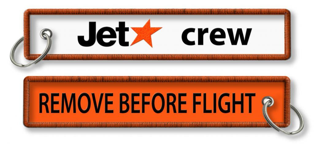 Jetstar-Remove Before Flight