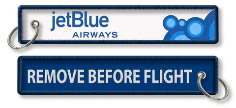 Jetblue-Remove Before Flight (Old Logo)