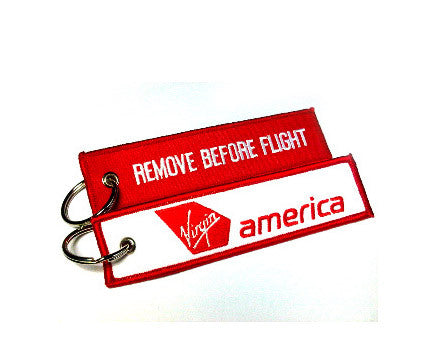 Virgin America-Remove Before Flight