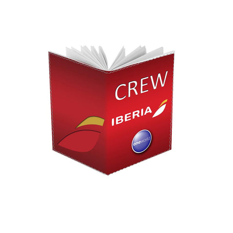 IBERIA CREW-Passport Cover