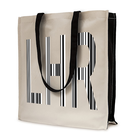 LHR-Cotton Shopping Bag