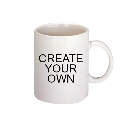 Wrap-around MUG - Design Your Own