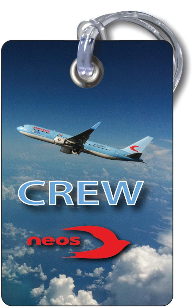 Neos Air Portrait-B767