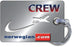 Norwegian Air Shuttle Landscape Silver