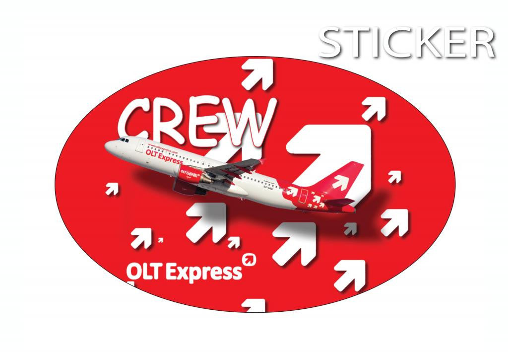OLT A320-Stickers