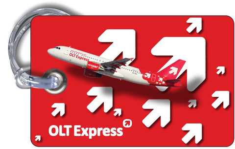 OLT Express-A320 (Arrows)