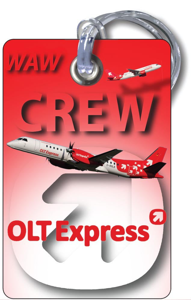 OLT Express-A320 Portrait RED