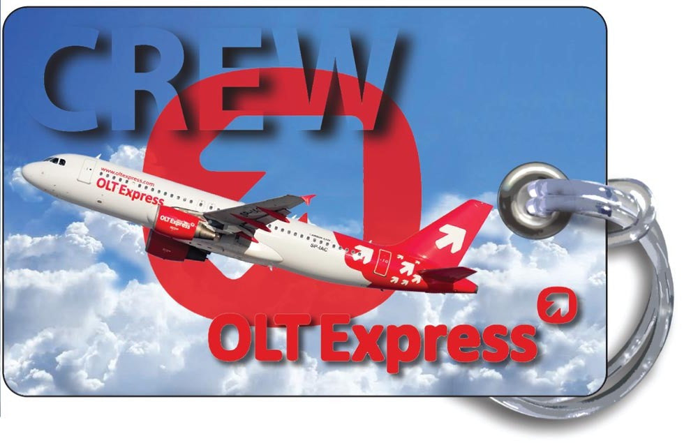 OLT Express-A320 Skyscape