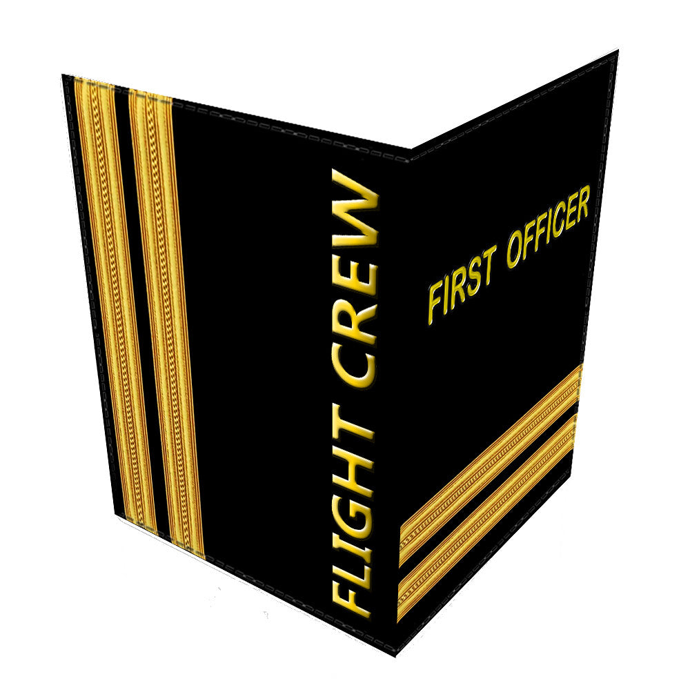 PILOT(2 BARS) GOLD-Passport Cover