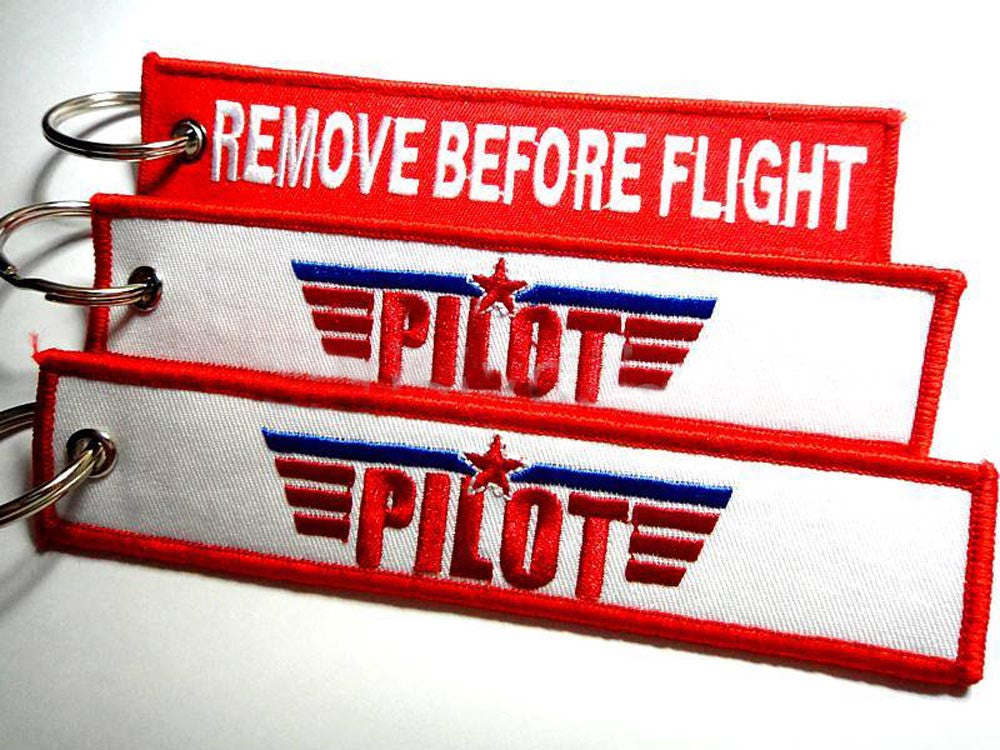 Pilot (Top Gun)-Remove Before Flight