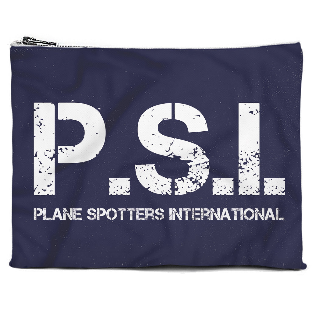 P.S.I. Cosmetic Pouch