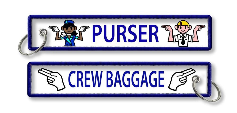 Purser - Crew Baggage