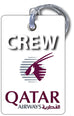 Qatar Airways Portrait WHITE