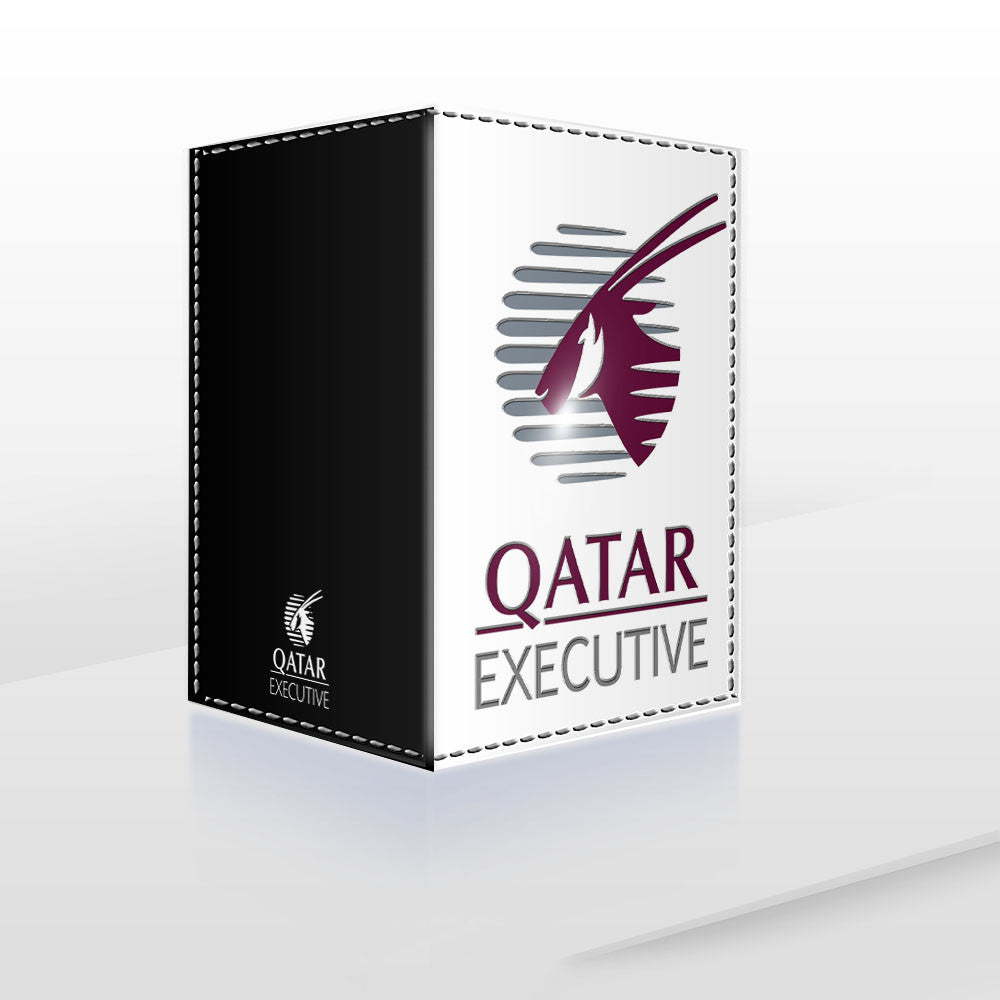 QATAR Executive - Passport Cover