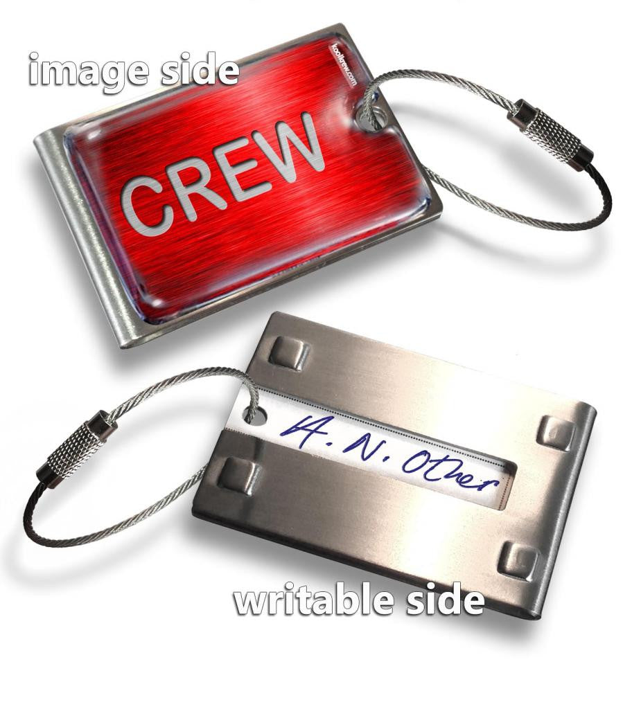 RED-CREW(Writable Reverse) Tag