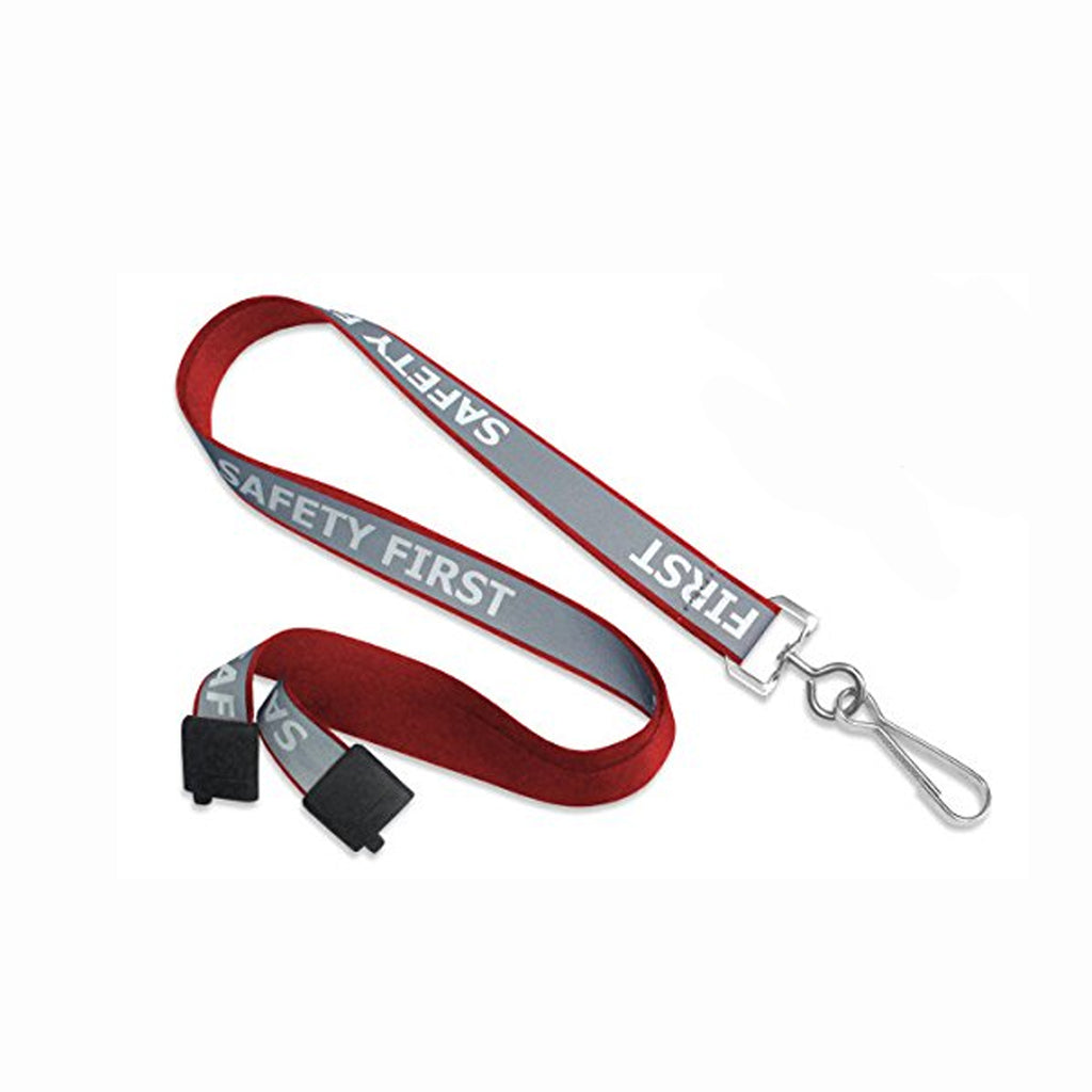 Reflective Promotional Lanyard(Full Colour)