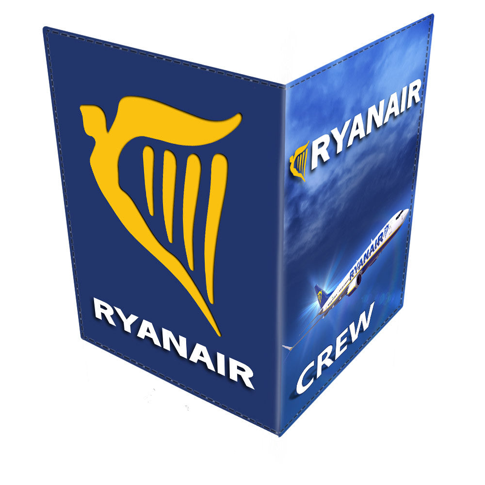 Ryanair 737 MAX Passport Cover