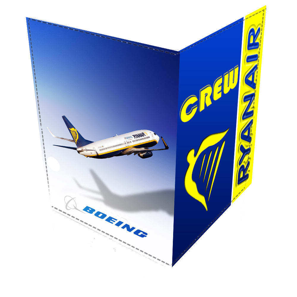 Ryanair CREW Passport Cover