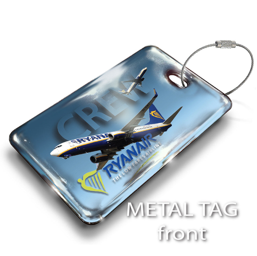 Ryanair Picture 1 Premium Base Tags