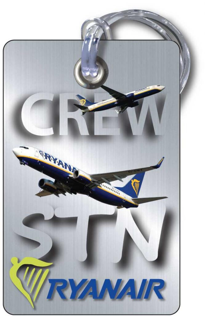 Ryanair Picture Silver (Base Tag)