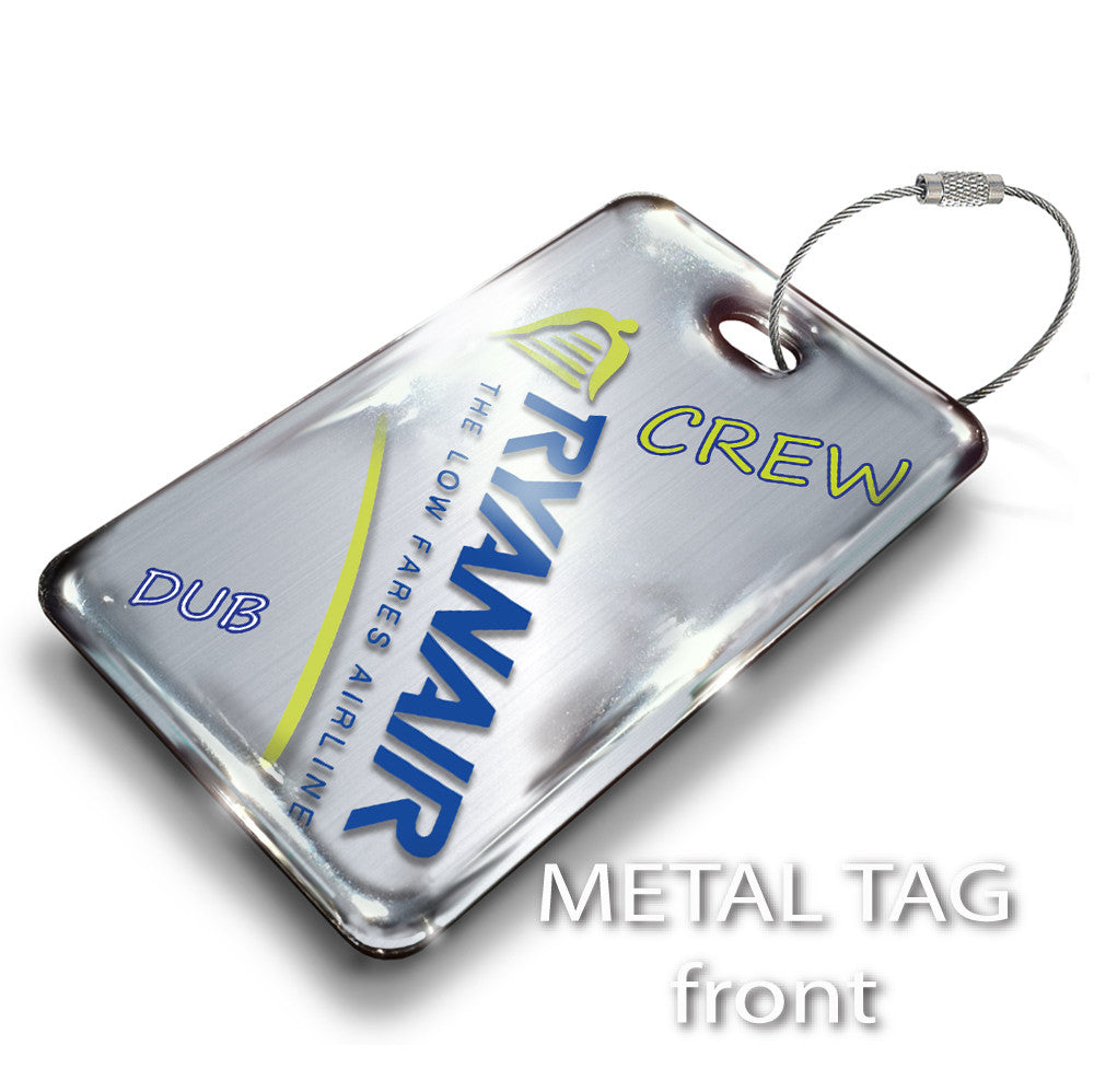 Ryanair Portrait (Slant) Base Tags