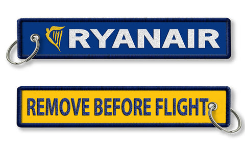 Ryanair-Remove Before Flight