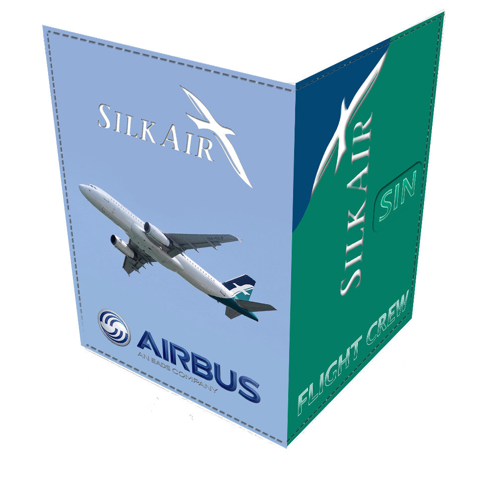 Silkair Flight Crew-Passport Cover
