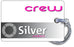 Silver Airways Logo White