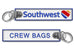Southwest Airlines-Crew Bags Tag