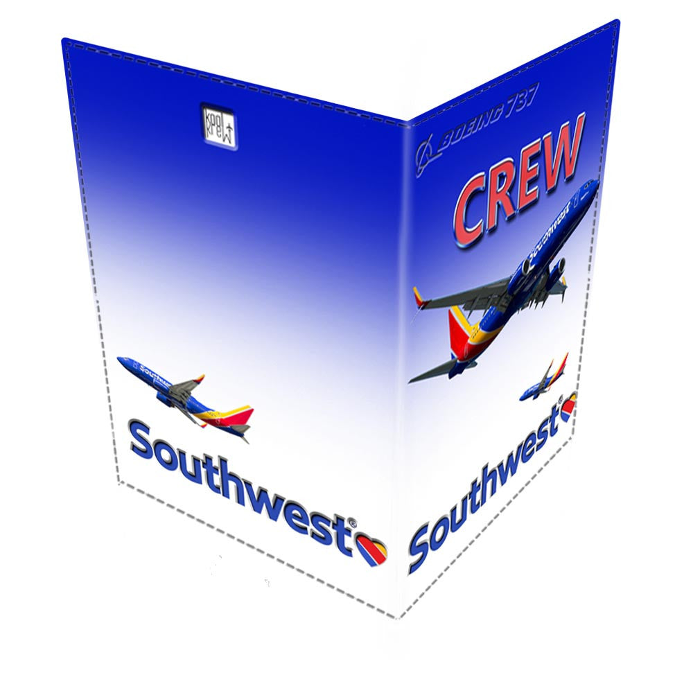 Southwest CREW-Passport Cover